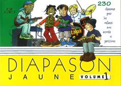 Diapason jaune vol.1