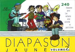 Diapason jaune vol.2