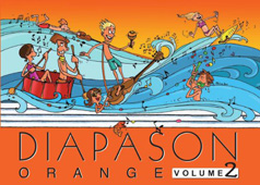 Diapason orange vol.2