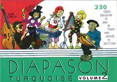 Diapason turquoise vol.2