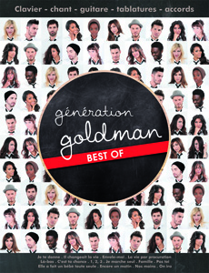 Génération Goldman Best-of