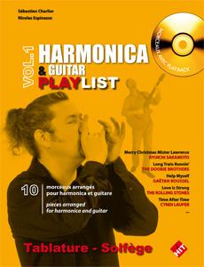 Harmonica & Guitar Playlist