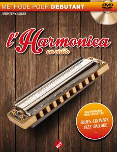 L'harmonica en vidéo   (nouvelle édition !)