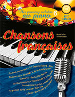 Mes premières mélodies au piano vol 6 : Chansons françaises