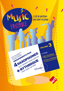 Music ensemble volume 3