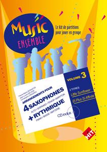 Music ensemble volume 3