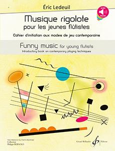 Musique rigolote, d'Eric Ledeuil