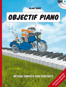 Objectif piano NOUVELLE EDITION