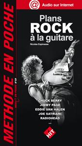Plans Rock à la guitare