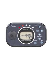 Métronome à subdivision des temps Seiko DM110