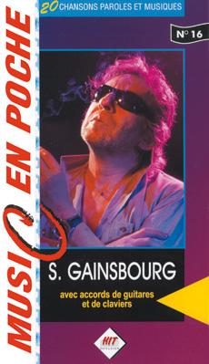 Music en poche Serge Gainsbourg