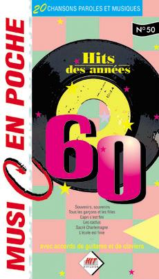Music en poche Les années 60