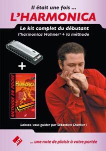 Le kit débutant harmonica