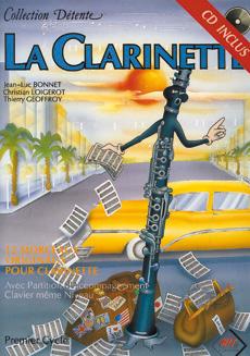 La clarinette, collection Détente