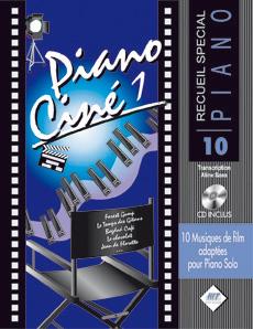 Spécial piano n°10, Piano Ciné 1