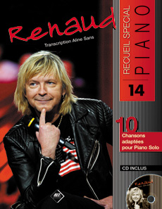 Spécial piano n°14, RENAUD