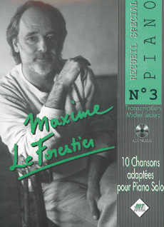 Spécial piano n°3, Maxime LE FORESTIER