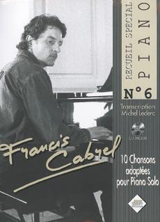Spécial piano n°6, Francis  CABREL