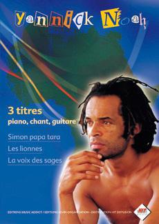 Petit format 3 titres : Simon Papa Tara, La voix des sages, Les