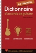 Le nouveau dictionnaire d'accords de guitare