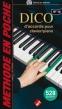 Dico d'accords pour clavier/piano NOUVELLE EDITION 2017