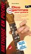 Music en poche Dico de gammes pour guitare