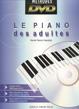 Le piano des adultes, recueil + DVD