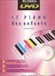 Le piano des enfants, recueil + DVD