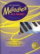 Mes premières mélodies au piano vol 1 : Chansons traditionnelles